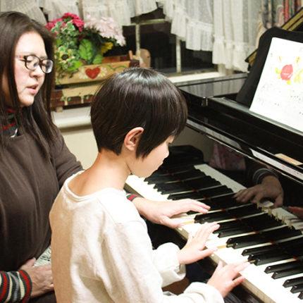 岩崎ピアノ教室 写真