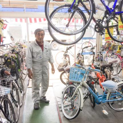 上野サイクル商会 写真