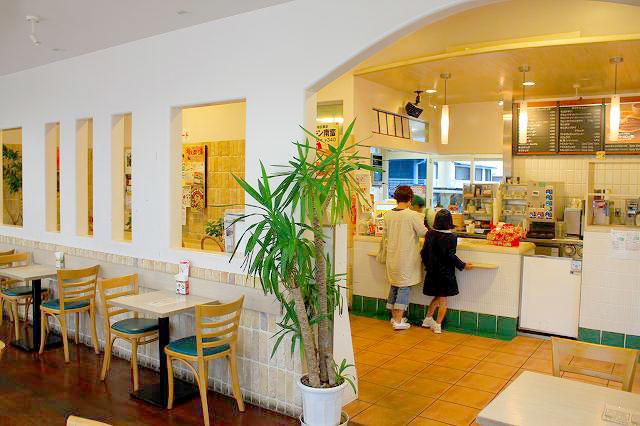 モスバーガー 奄美大島店 写真