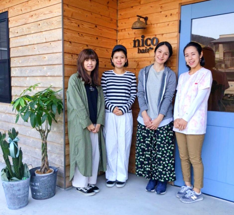 nico-hair(ニコヘアー) 写真