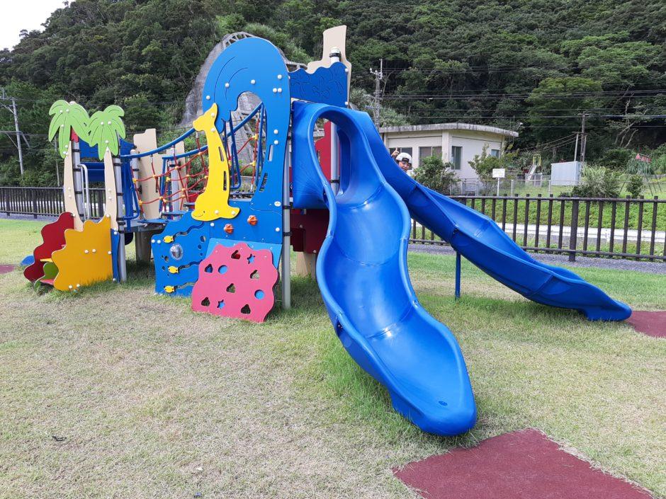 みなさんはもう行かれましたか?住用町に新しい公園がオープン!! 写真