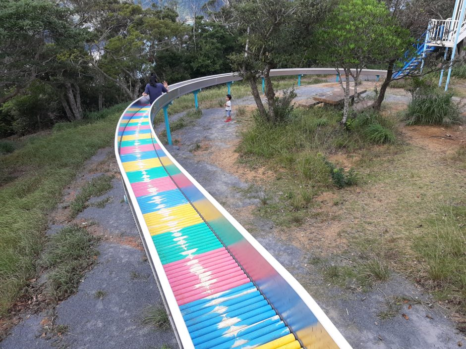 奄美市名瀬でリニューアルされた公園のご紹介Part1 写真