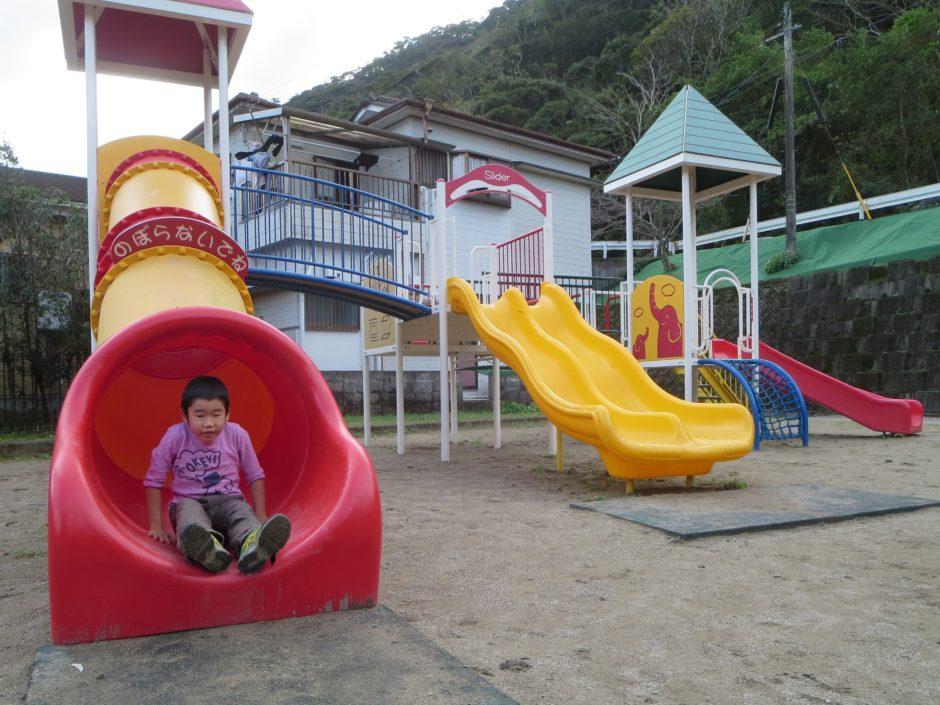 奄美市名瀬でリニューアルされた公園のご紹介Part2 写真