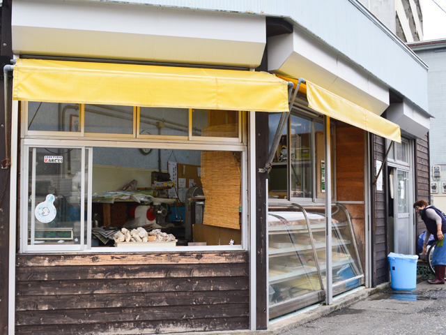 本田精肉店 写真