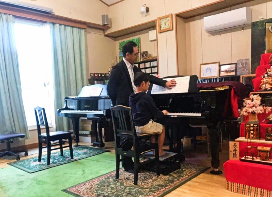 城(きずき)音楽教室 写真