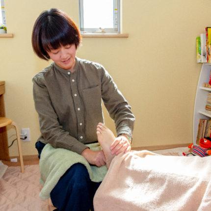 若石(じゃくせき)足もみ ぷくぷく堂 写真