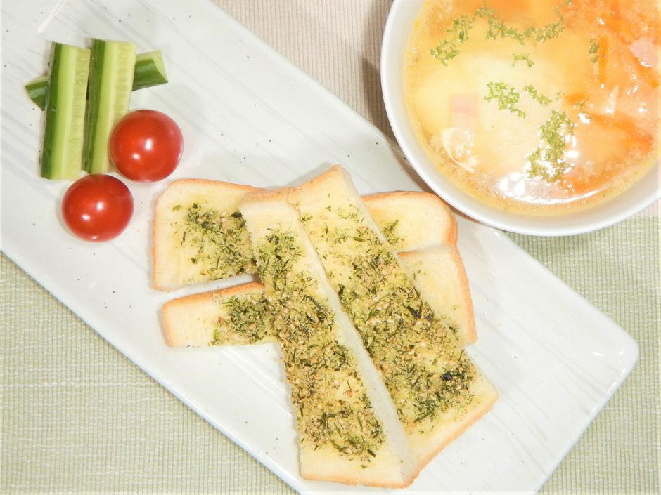 奄美市の栄養士さん直伝、子どもが食べやすい栄養たっぷり朝ごはんレシピ!-洋食編- 写真