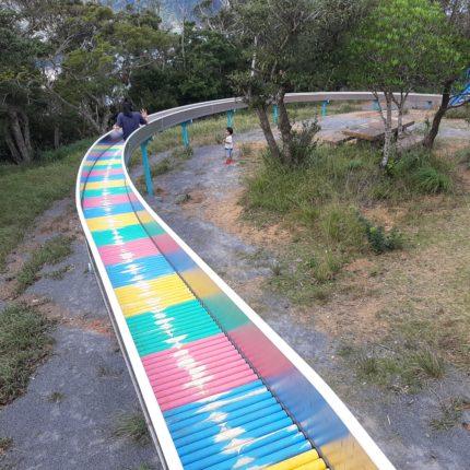 奄美市名瀬でリニューアルされた公園のご紹介Part1